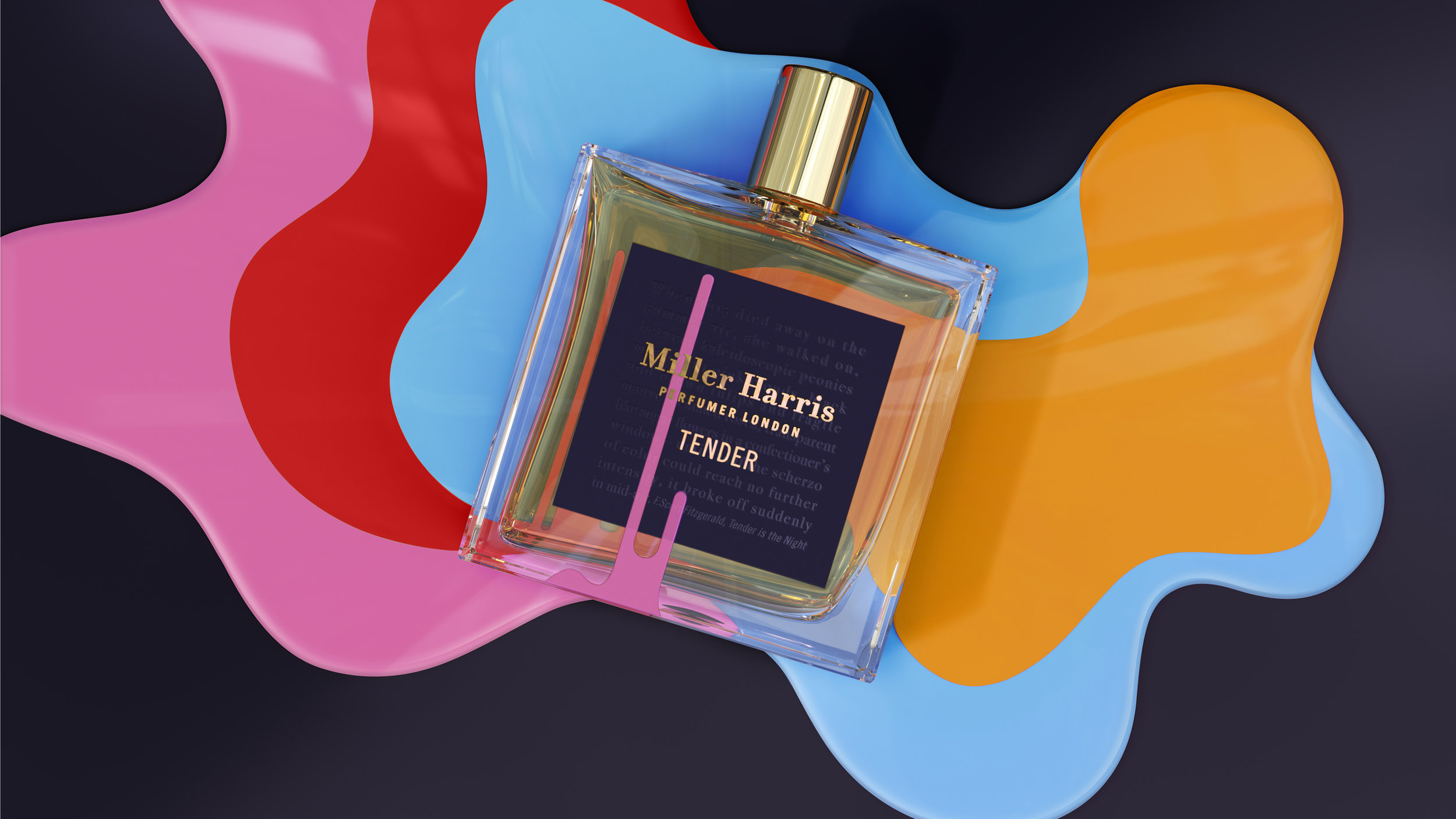 Miller Harris Set Perfumers, Publishers, Florists and Designers alike a Challenge