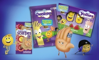 WowMe! Design – Express Your Selfie , Kerry Foods kids