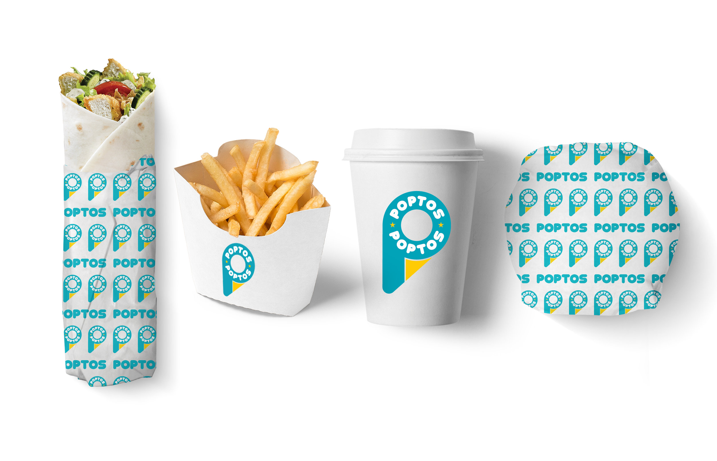 India Takeaway Food Brand Creation and Packaging Design for Asian Markets