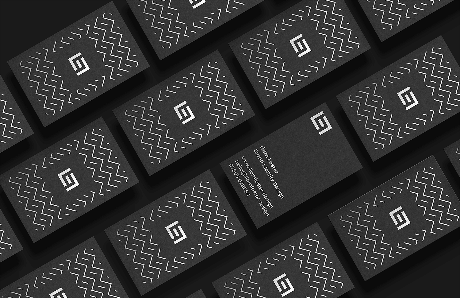 Liam Foster Personal Branding