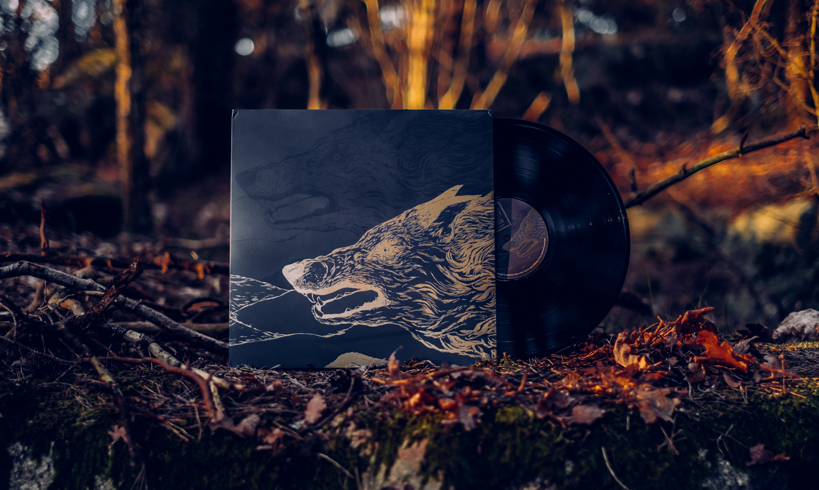 M.Hummel-Gradén – SOEN Lykaia Album cover