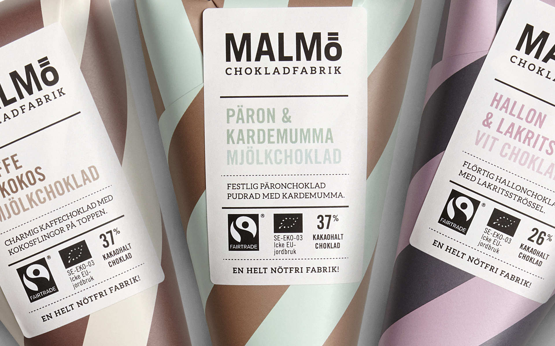 Old Swedish Chocolate Brand Rooted in Factory in Traditions