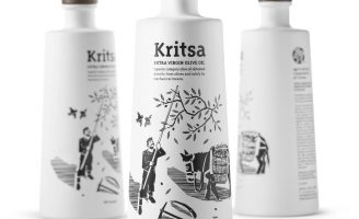 Olive Oil Packaging for Agricultural Cooperative of Kritsa