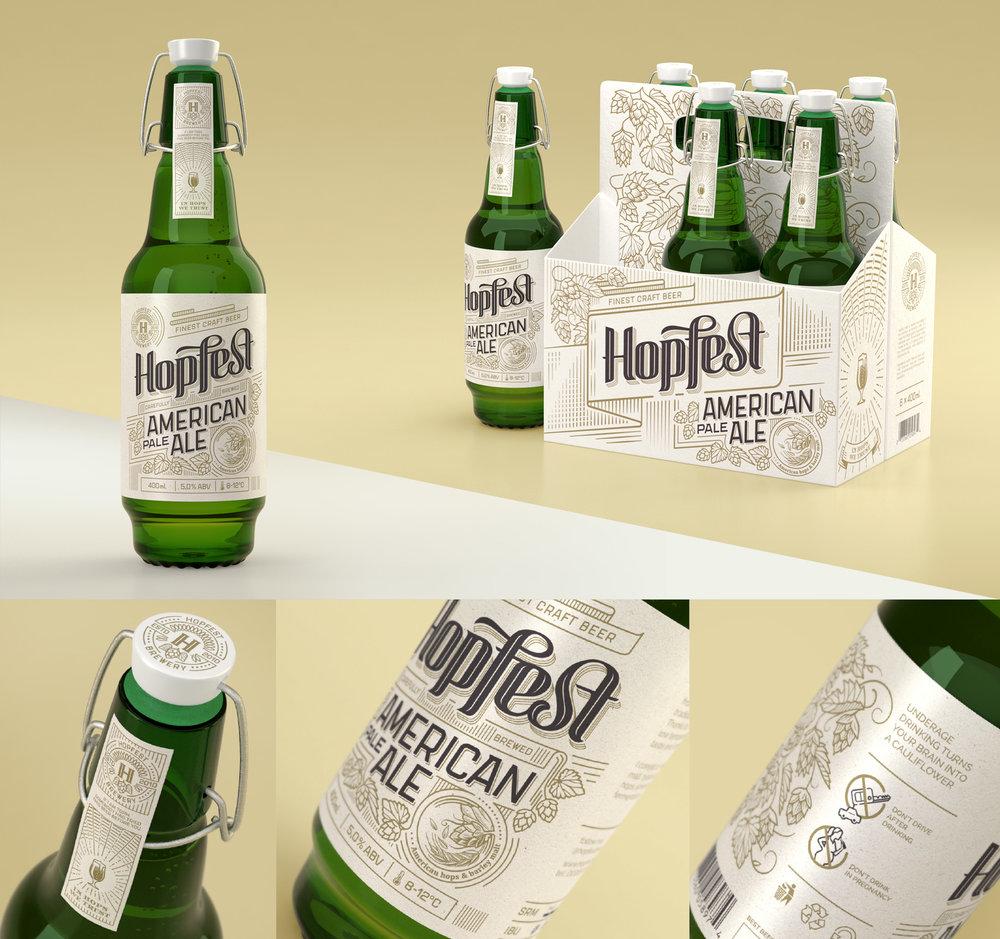 Marek Jagusiak – Hopfest Craft Beer