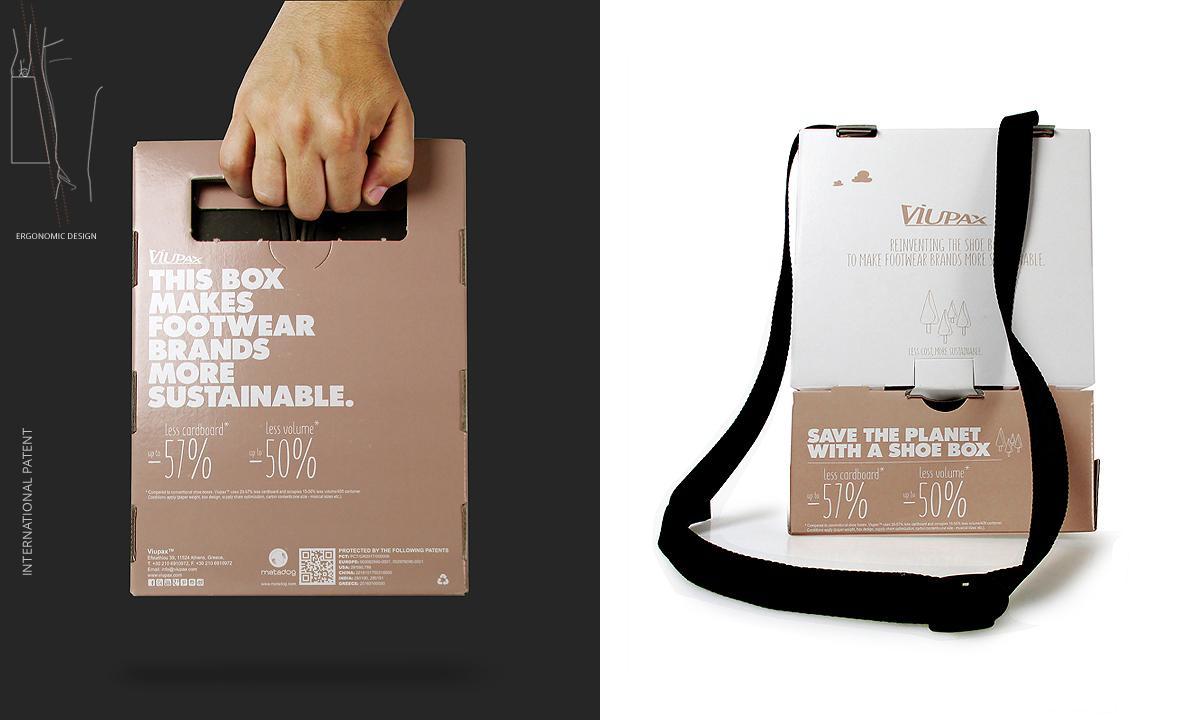 Matadog Design – Viupax™ – Revolutionary Footwear Packaging