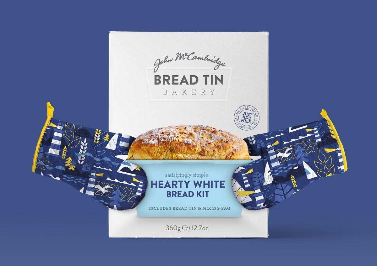 Brandpoint – Bread Tin Bakery (Redesign)