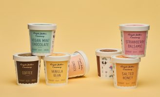 Delicious Ice Cream Branding Celebrating the Simple Pleasures of Life