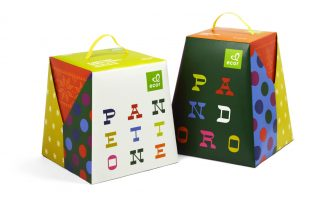 Ecor Panettone and Pandoro Packaging
