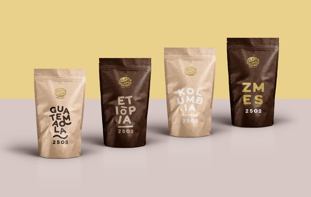 Michal Slovák – Zlaté Zrnko Coffee