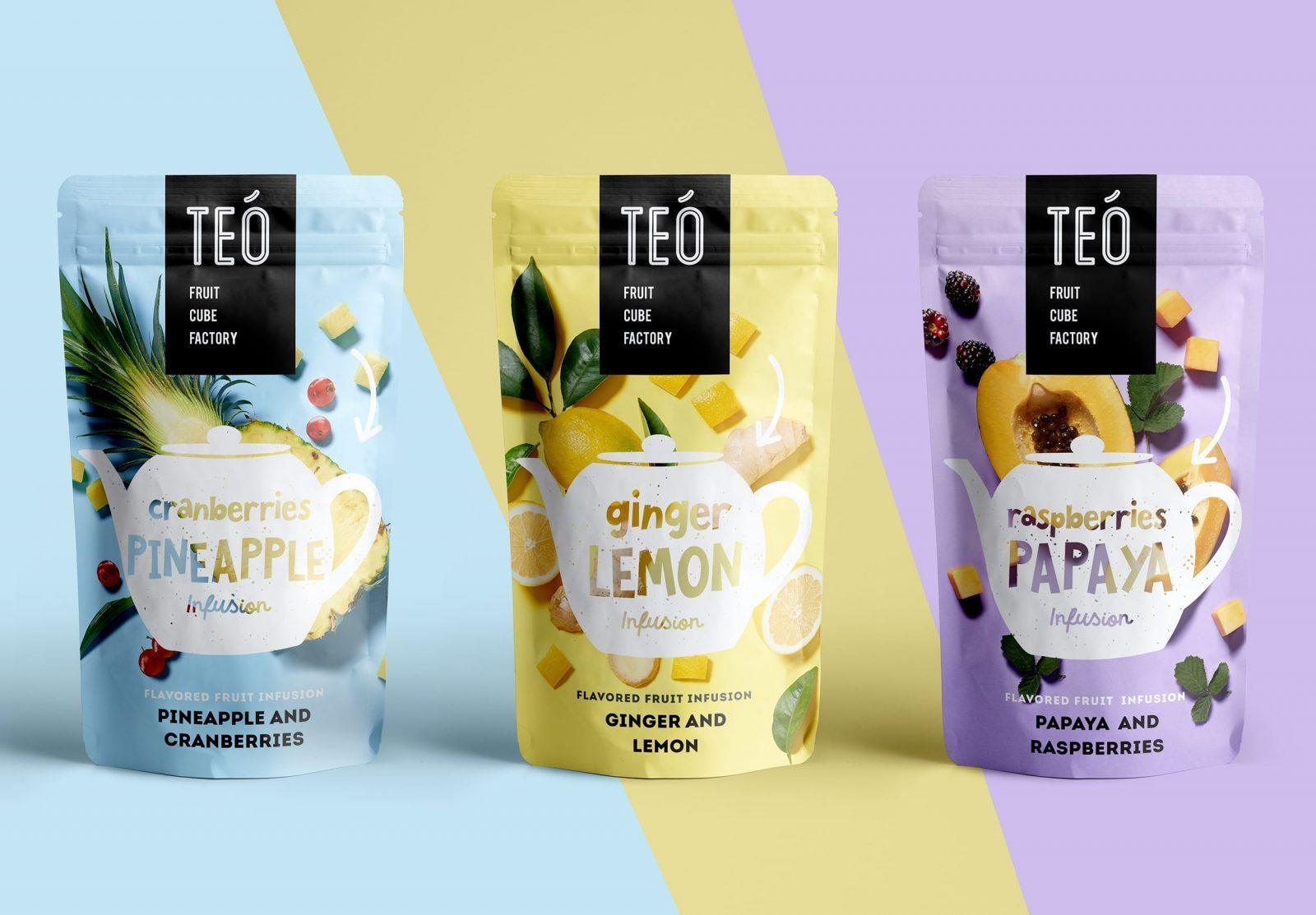 Teo – Fruit Cube Factory