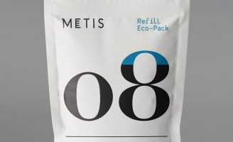 Brand Creation and Packaging Design for Metis from Antwerp, Belgium