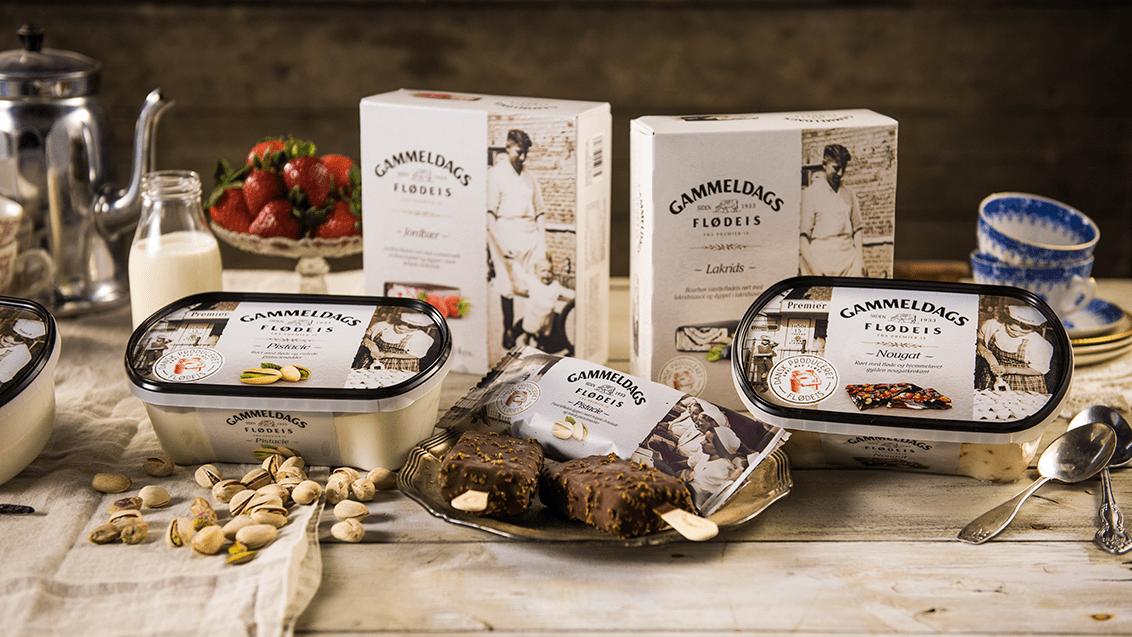 Reviving Legend of Denmark Ice Cream Market