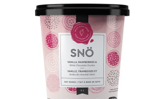 Packaging and Branding for Dairy free Frozen Dessert