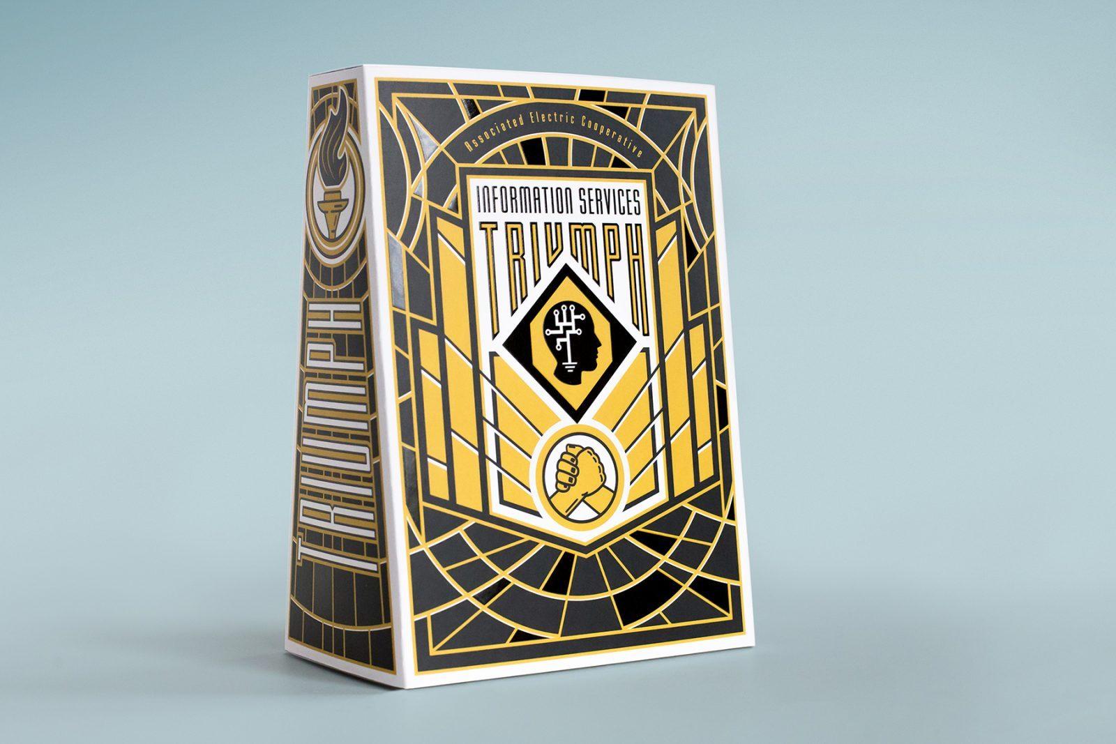 Triumph Award Packaging
