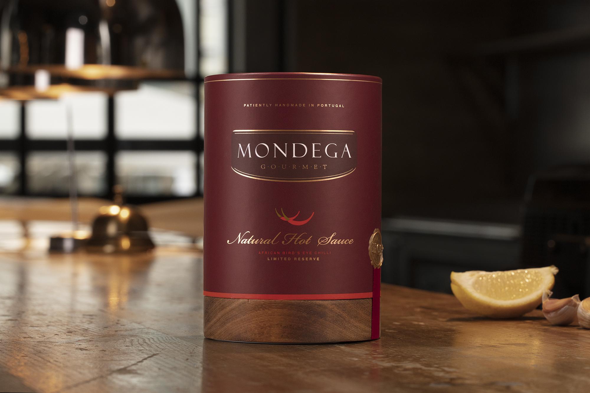 Mondega Gourmet Natural Hot Sauce