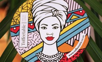 Bold Chic Brand Design for Local South African Accessories