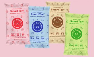 Brand Identity and Packaging Design for Smart Tart
