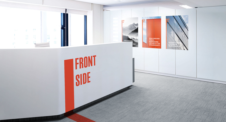 New Brand Identity and Digital for Russian Industrial Facade Solutions Company
