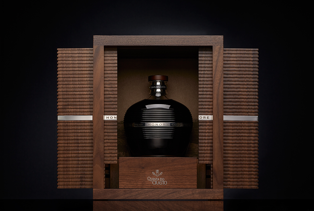 """Honore"" Luxurious Port Wine Edition Packaging Design"