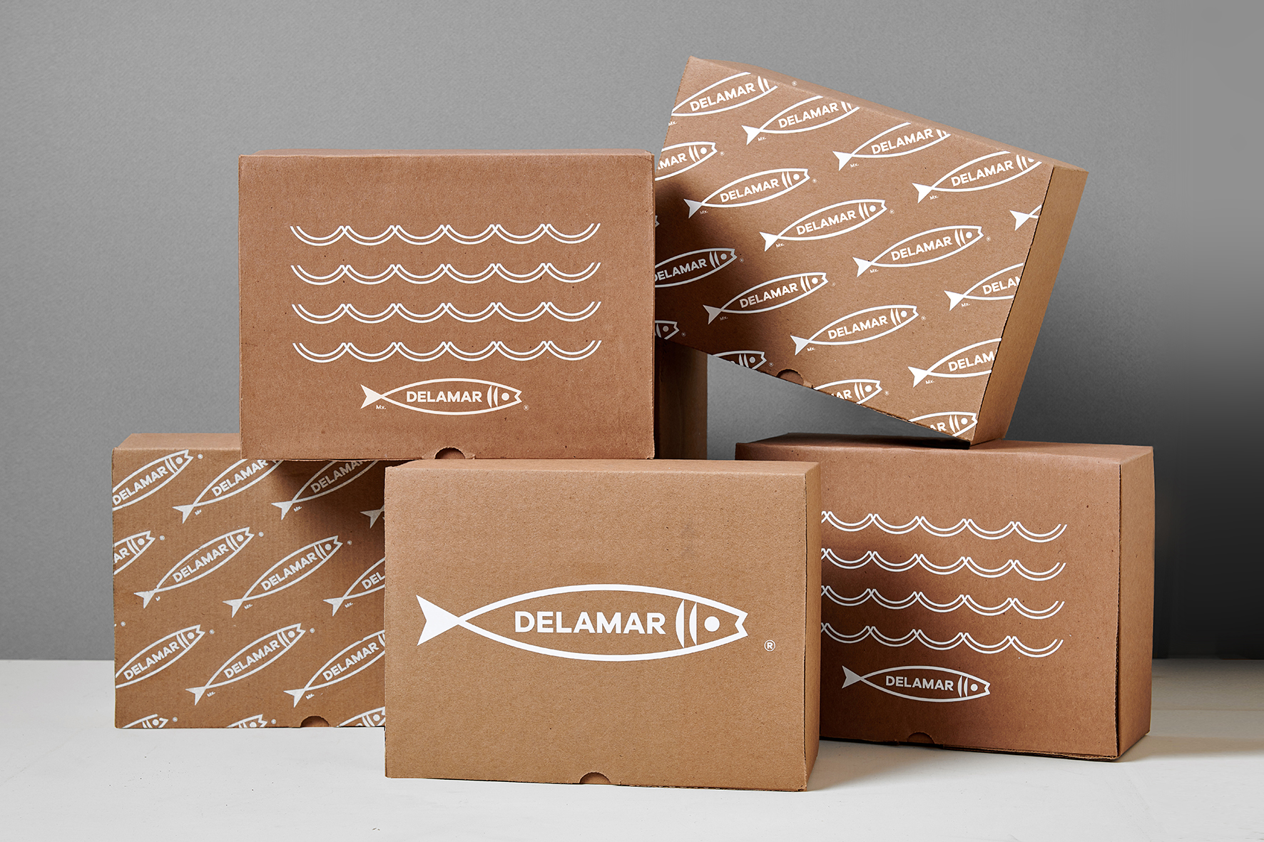 Delamar Brand Identity and Creation that Works Across all Touch Points