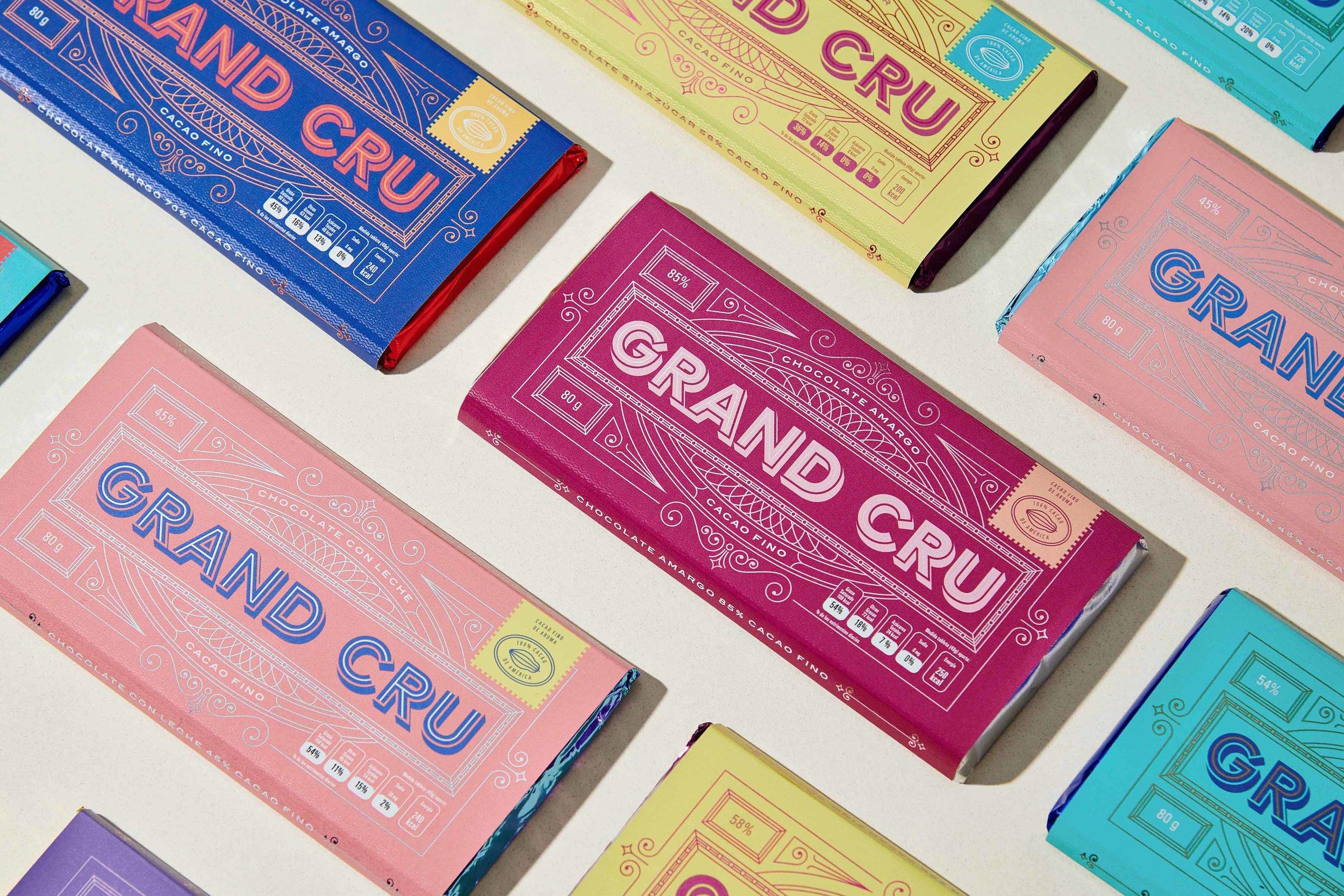 Parametro Studio – Grand Cru Chocolate
