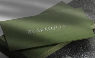 Armolia Mobiliario Mexicano Branding