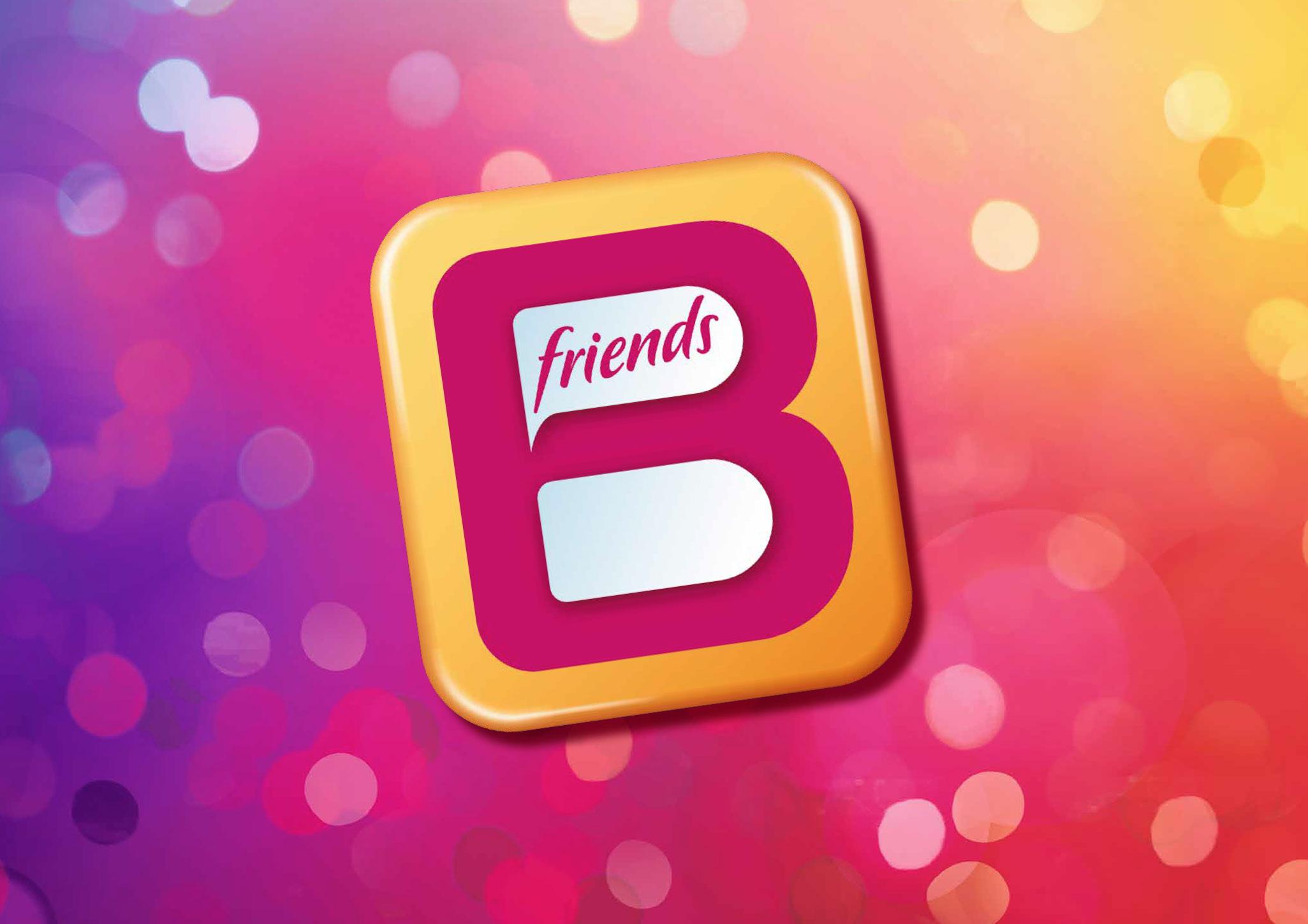 Pemberton & Whitefoord Produces Branding for BFriends