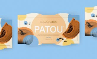 Patou Dessert Packaging Design