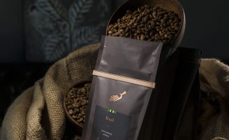 Roasted Sip – Rebranding a Coffee Roastery in Brunei