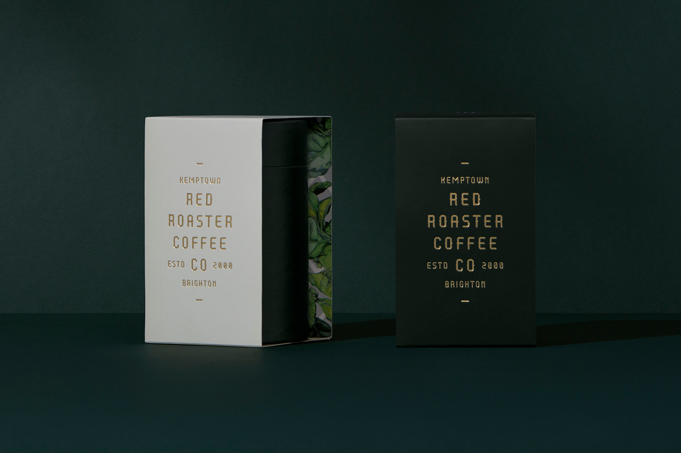 Identity, Interior and Packaging Design of a Cafe Brand that's a British Institution