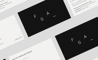 Brand Design for Architecture Stuido Based in Buenos Aires
