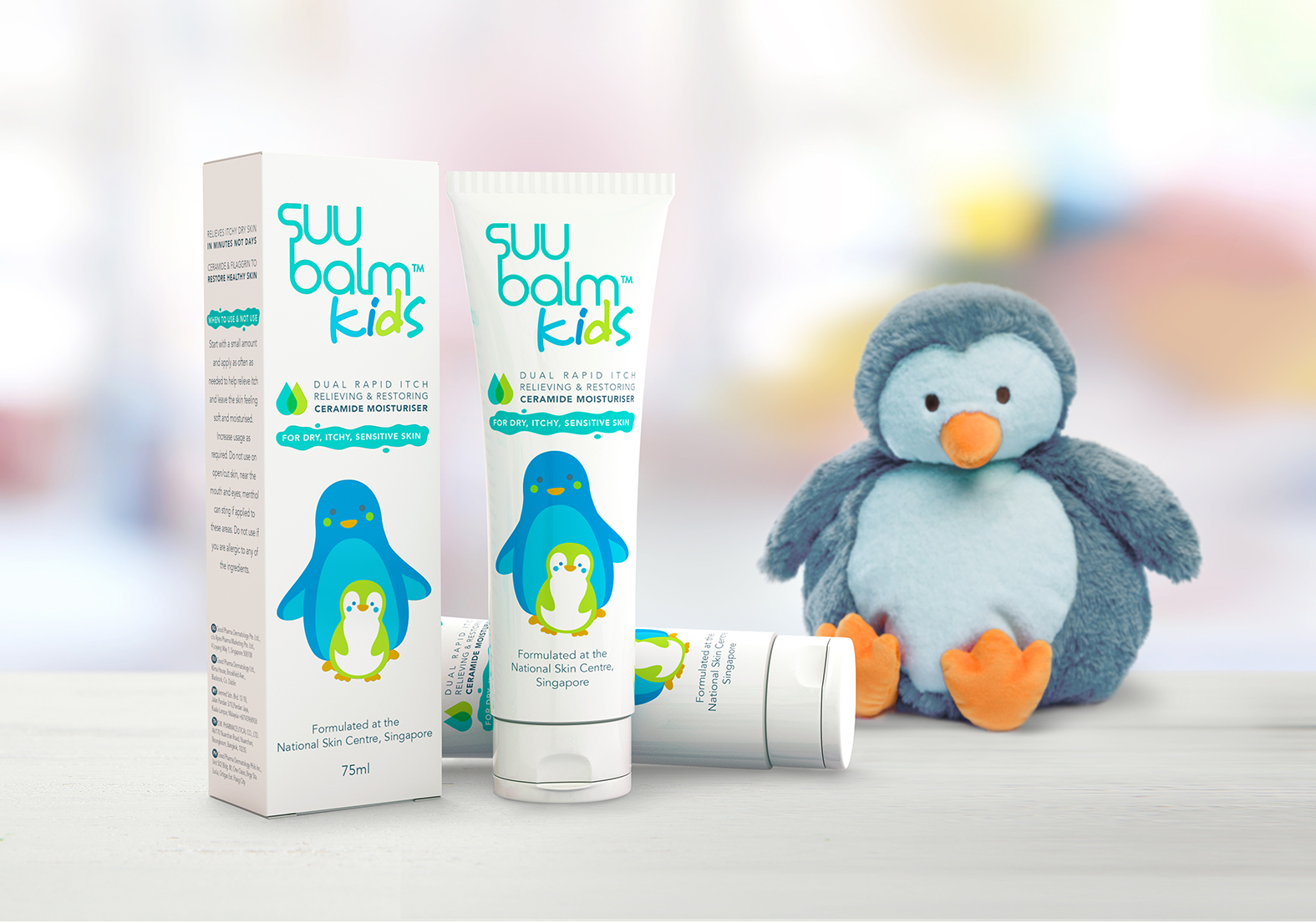 New Product Launch for Skincare Brand for Kids Range