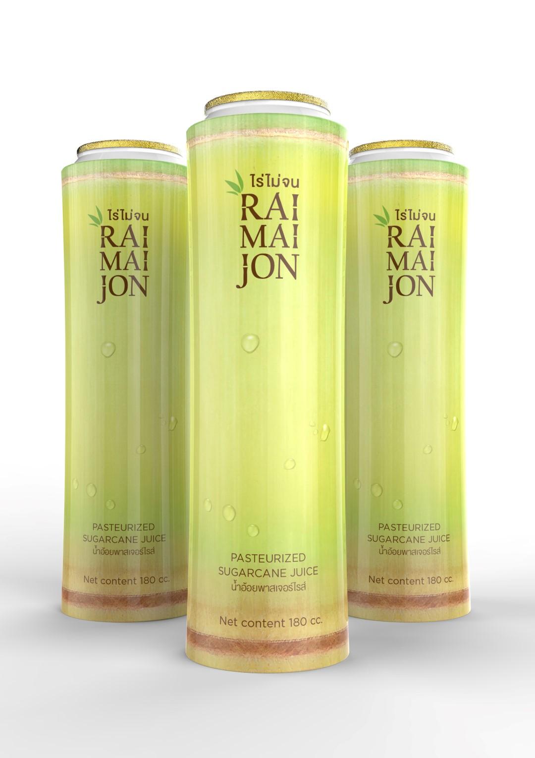 Prompt Design – Raimaijon Pasteurized Sugarcane Juice