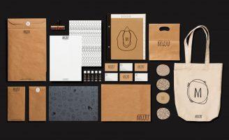 Identity Design for Organic Restaurant and Museum in Peru