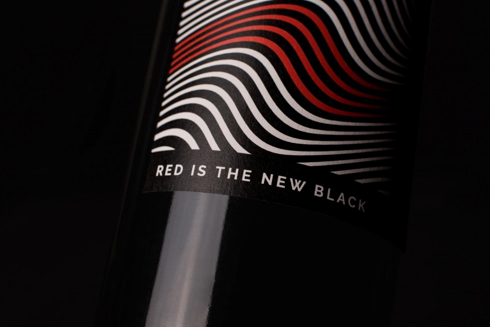 Red Box Mendoza – Red Box Mendoza   Promotional Wine label