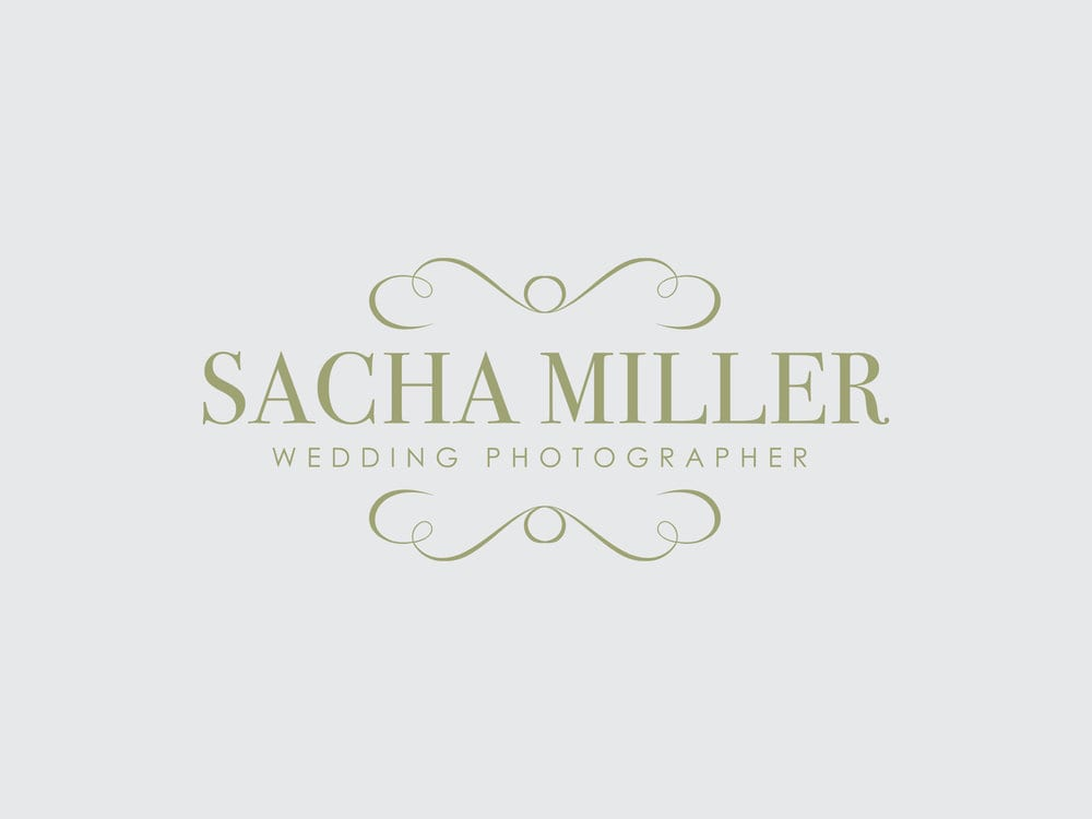 Brand Identity for Wedding Photographer
