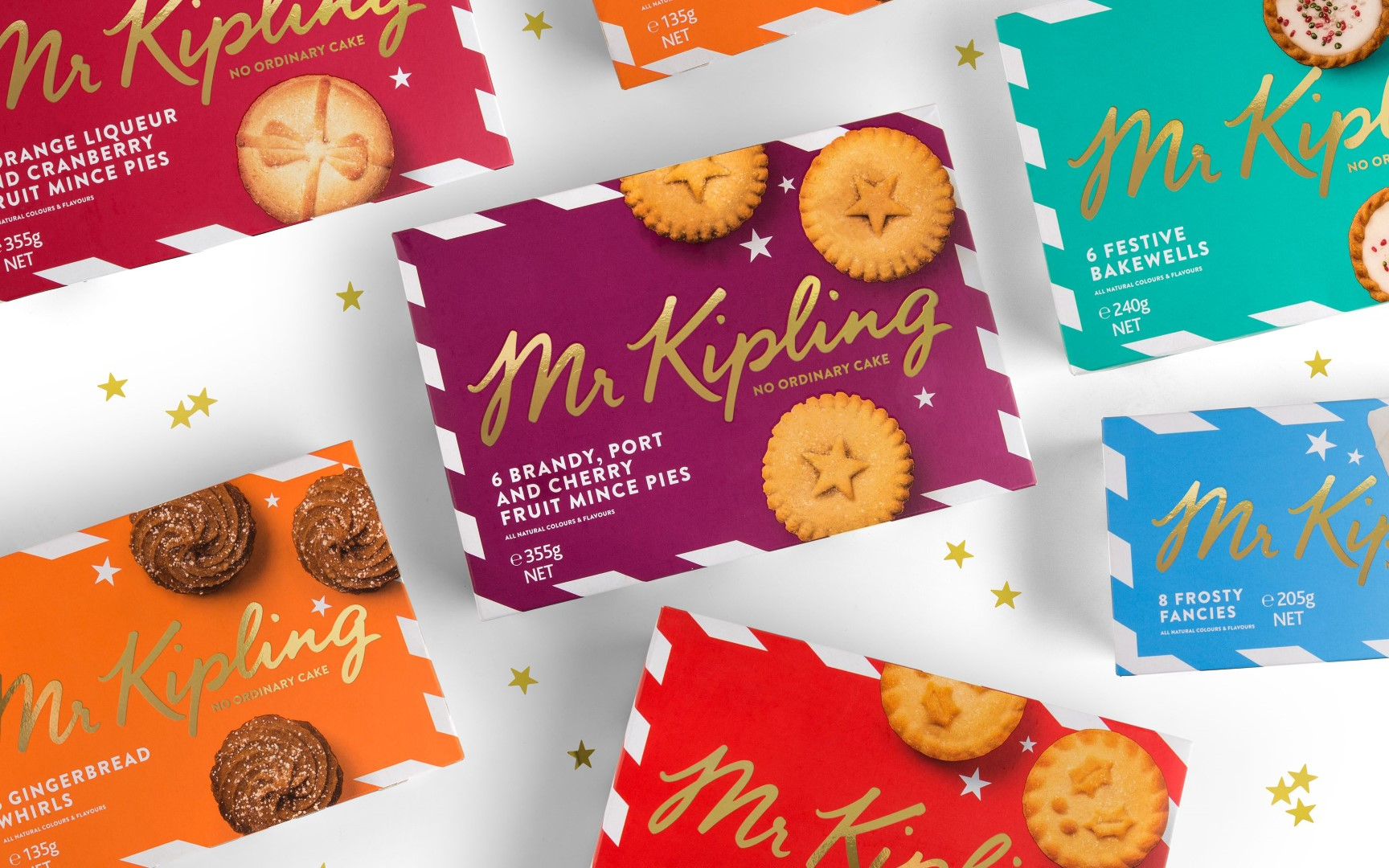 Robot Food – Mr Kipling Australia