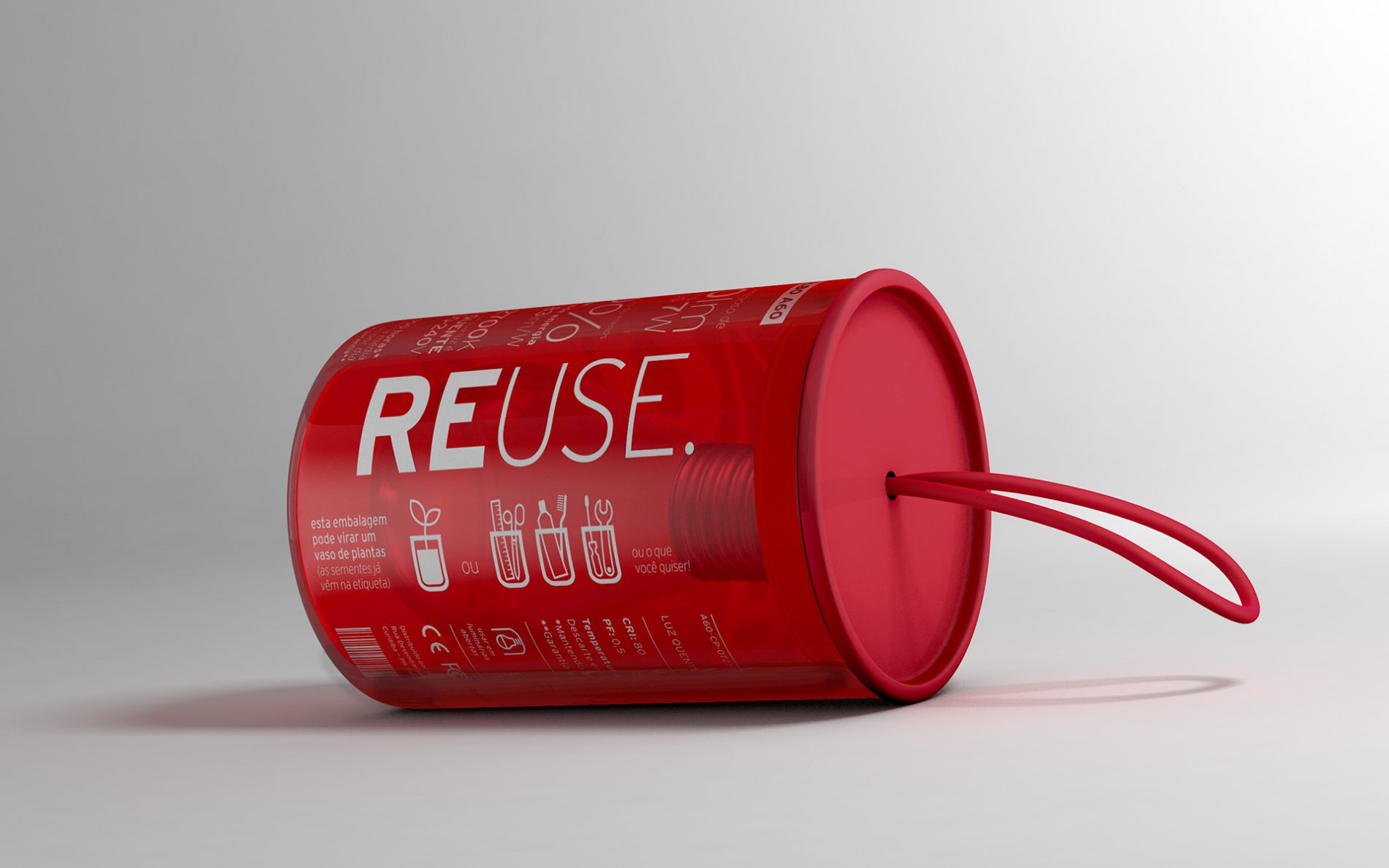 Remake, Reuse, Reduce, Renew, Recycling and Rethink Your Life in a Sustainable Way
