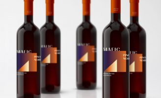 Mafic Corporate Branding and Packaging