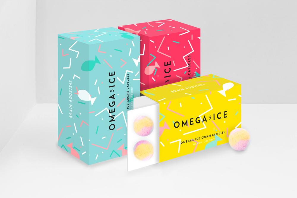 Sheridan&Co – Omega3 Ice Brain Boosters