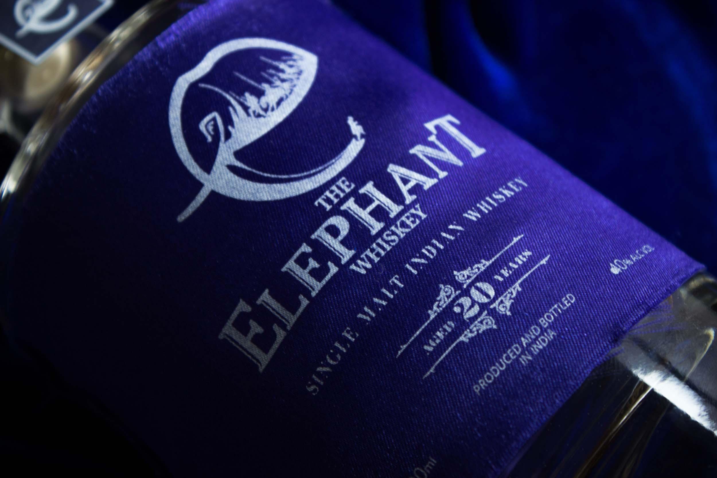 Shubham Sanklecha – Elephant Whiskey (Student)