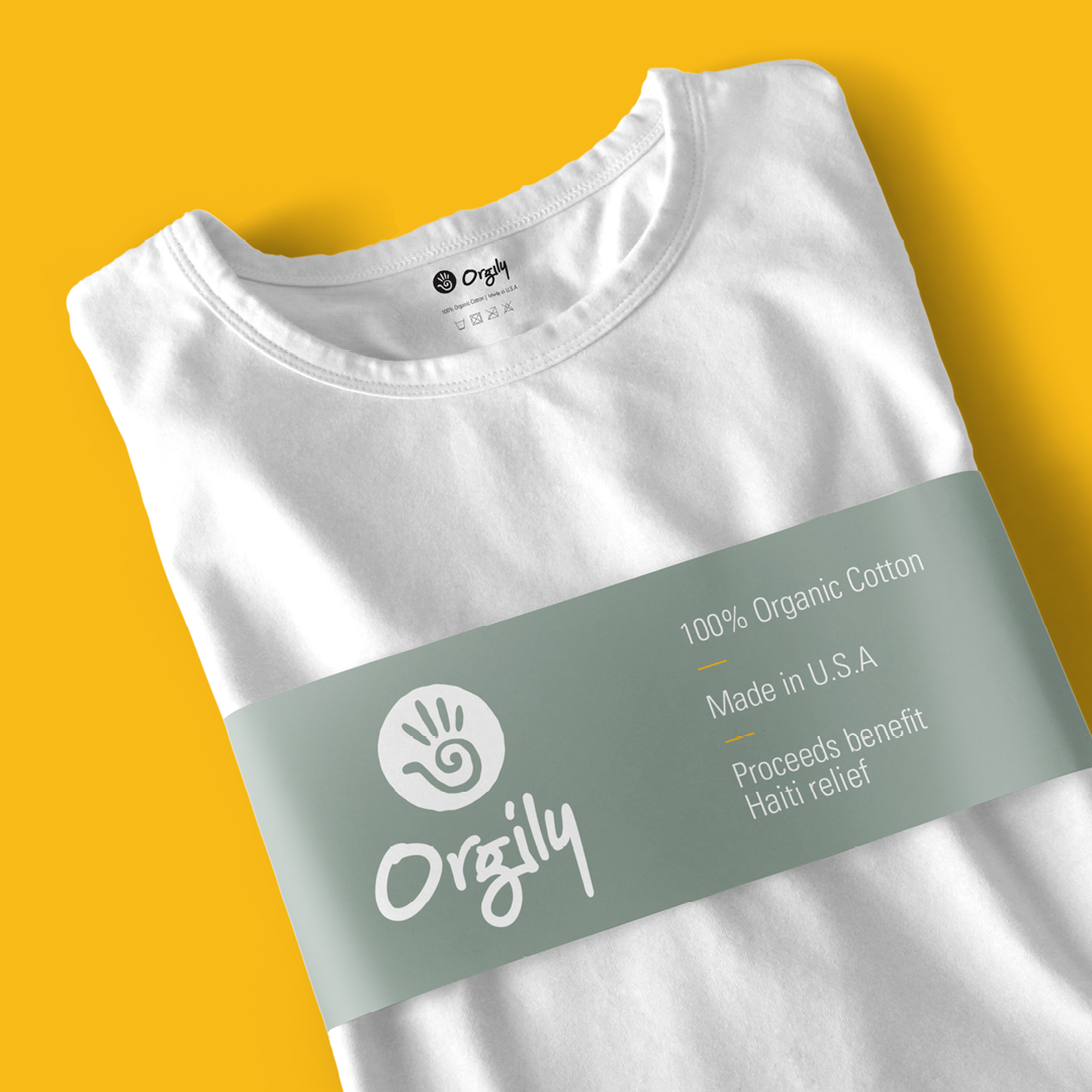 Identity and Brand Collateral for USA Organic Cotton Clothing Company