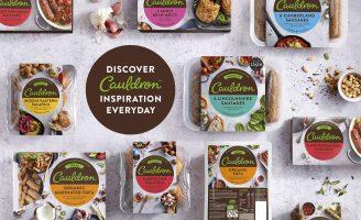 Rebranding for Plant Based Protein UK Food Brand