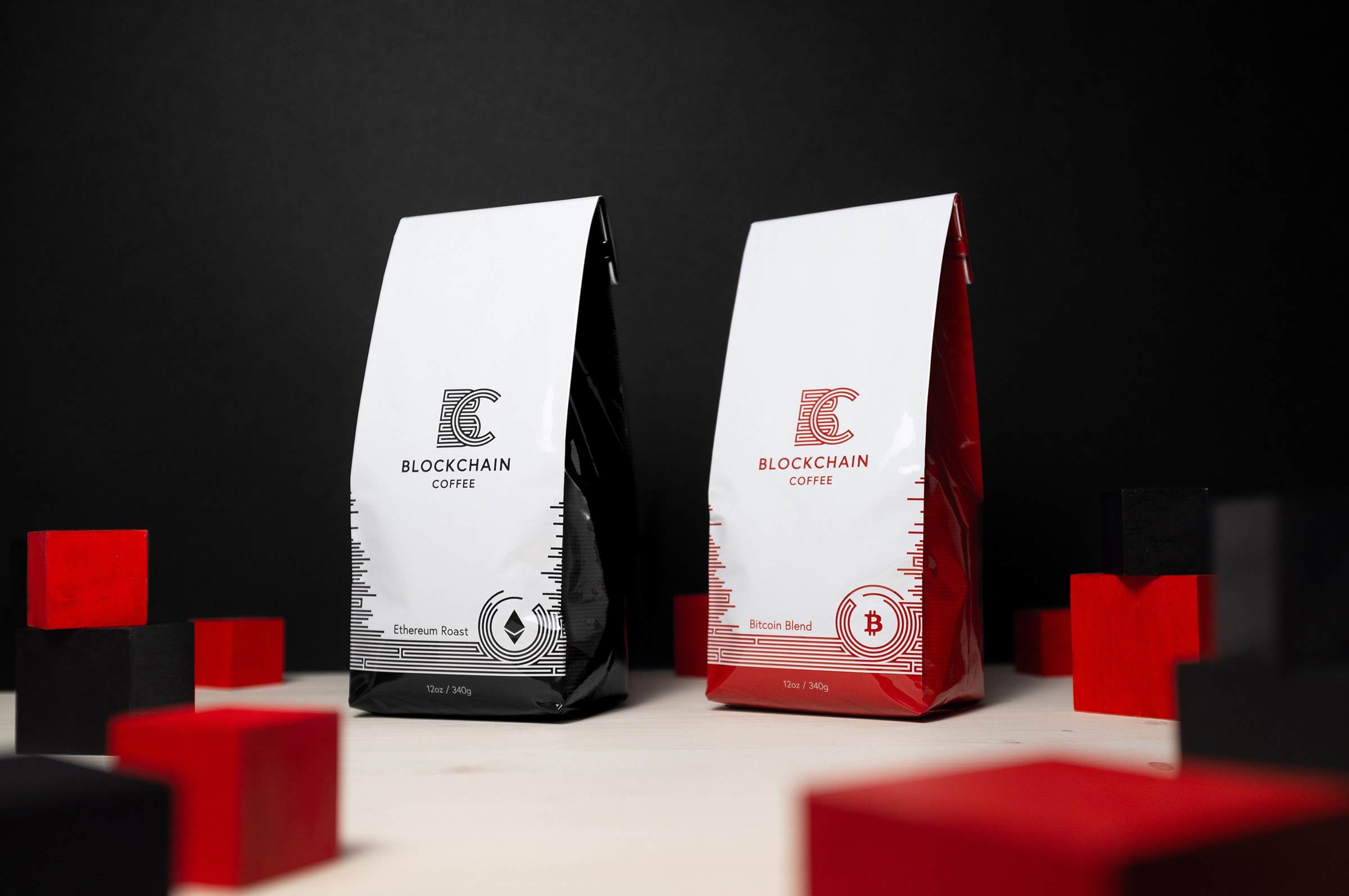 Consumer Brand Identity and Packaging Design for an Upcoming Online Coffee Store