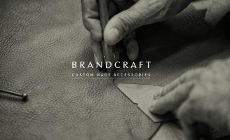 Re-Branding of Premium Accessories Manufacturer Brandcraft
