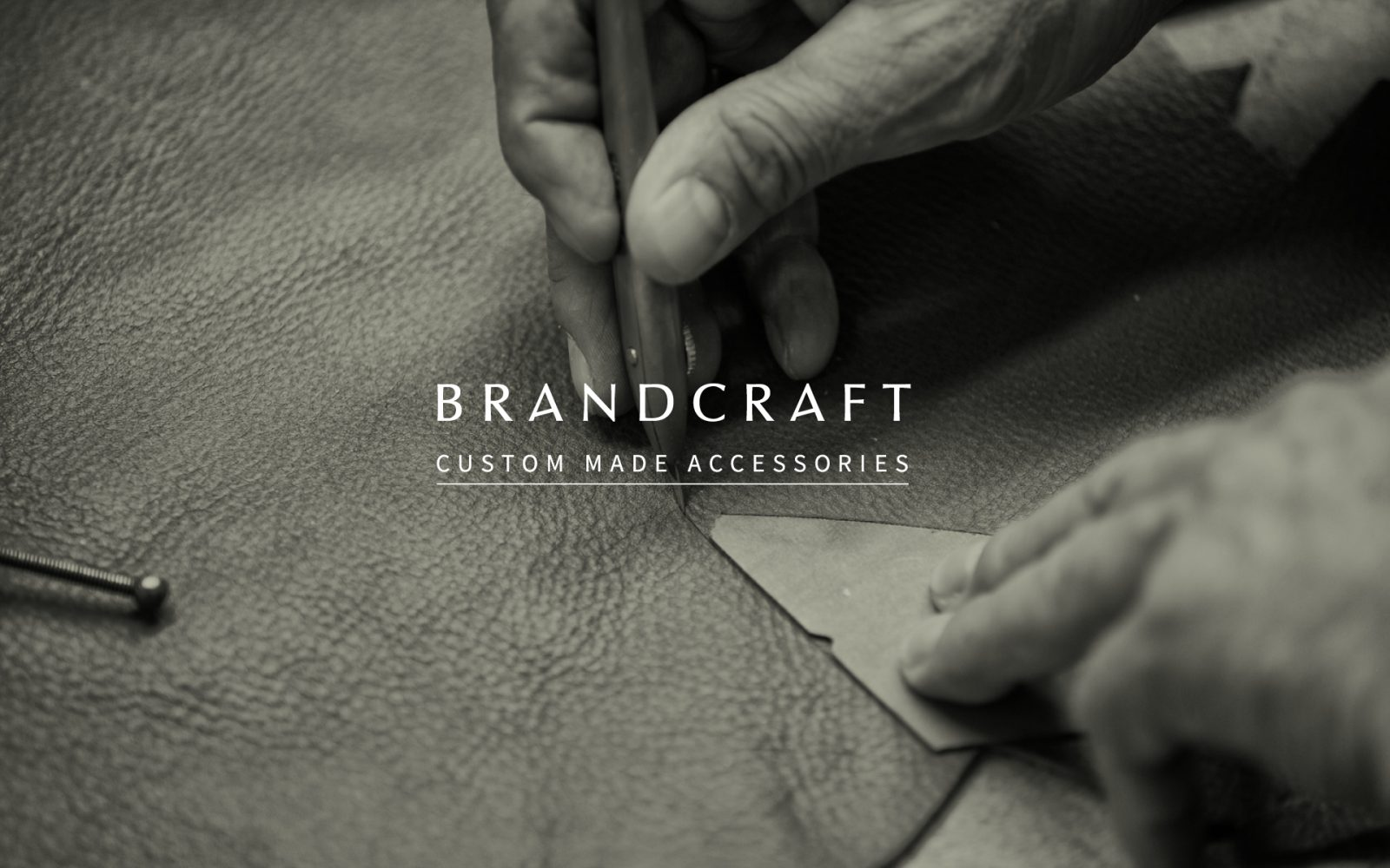 Re-branding of Premium Accessories Manufacturer Brandcraft