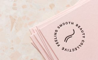 Feeling Smooth Beauty Salon Brand Design