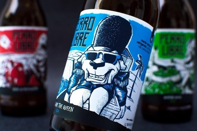 StudioBah – Perro Libre Beer