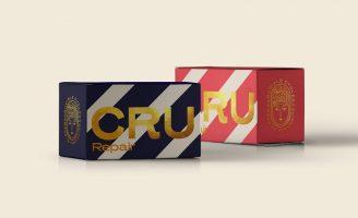 Crucible Cycles Branding