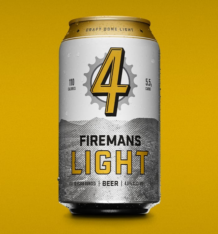 Firemans Light Real Ale Brewing Company